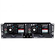 Gemini CDMP-2700 USB-MIDI DJ-CD Player USB MP3 SD