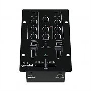 Gemini PS1 2 Channel DJ Mixer Battle Mixer