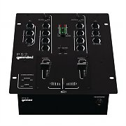 Gemini PS2 Professional 2-Channel DJ Battle Mixer