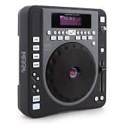 Koolsound CDJ-320 DJ CD Player 4 Cue Points with Jog Wheel
