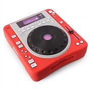 Koolsound CDJ-620 DJ-Controller USB MP3 CD Player - Red