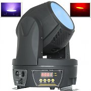 Beamz MHL-115 Zoom Wash Moving Head Disco Light 18 x 9W 15 DMX
