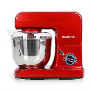 Klarstein Gracia Rossa Kitchen Food Mixer 1000W - Red