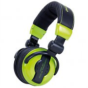 American Audio HP550 Professional DJ Headphones - Lime Green