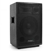 "Ibiza Club8 8"" Passive PA Speaker- 3-way 200W DJ Equipment"