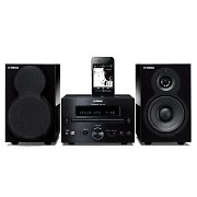 Yamaha MCR-332 HiFi System with iPod iPhone iPad Stereo Docking Station & CD Player