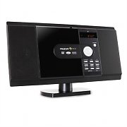 Auna MCD-82 DVD/CD Player Stereo System USB SD MPEG4
