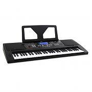 Schubert Sub61B USB MIDI Electric Keyboard 61 Keys Black