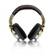 Zomo HD-1200 Gold Professional DJ Headphones - Swivel Design