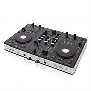 Resident DJ Kontrol 3 USB MIDI DJ Controller with Sound Card