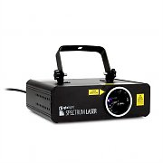 QTX Spectrum Laser Disco Light 7 Colours 9 DMX Channels
