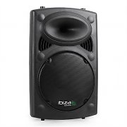 "Ibiza SLK10-A Active 10"" PA Speaker 400W USB SD MP3"