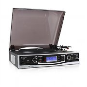 Soundmaster PL530USB USB Turntable Record Player with MP3 Recording