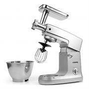 h.Koenig KM65 Food Meat Grinder & Mixer 1000W 5 Litre 4 Attachments