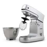 h.Koenig KM60s Kitchen Mixer 1000W 5 Litre 3 Attachments