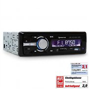 Auna MD-120 Car Stereo Radio USB SD MP3 4 x 75W 