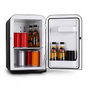 Klarstein Bella Taverna Cool/Warm Box Mini Fridge 12V - Black