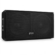 Skytec SMWX218 2 x 18&quot; PA Dual Subwoofer 2000W Bass Box