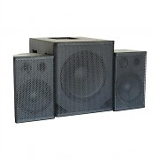 Power Dynamics PDL15-1200 2.1 Active PA Speaker System 1200W