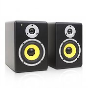 "Power Dynamics PDSM5 DJ Active Studio Monitors 5"" Inch 120W"