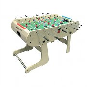 Riley HFT-5N Foldable Foosball Table Football Soccer Game