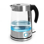 Klarstein Pure 1.7L Cordless Water Kettle 2200W Blue LED