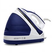 oneConcept Compact Steam Iron with Steaming Station 2600W