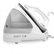 B-Stock - oneConcept Compact Steam Iron with Steaming Station 2600W