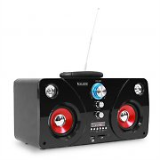 Majestic AH-237 Portable Compact Radio Speakers MP3 USB SD