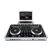 Numark N4 Digital DJ Controller 4 Decks USB Audio Interface