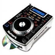 Numark NDX400 Tabletop Scratch DJ MP3/CD Player with USB