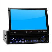 "Auna MVD-180 Bluetooth Car Radio DVD Player Stereo System 7"" LCD"