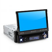 "Auna MVD-200 Car  Bluetooth Radio DVD Player with 7"" Screen"