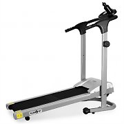 Klarfit Treado Basic Treadmill with Heart Rate Monitor