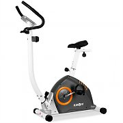 Klarfit Mobi Advanced Exercise Bike with Integrated Heart Rate Monitor