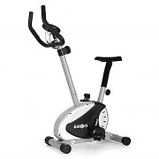 Klarfit MOBI Basic 20 Exercise Bike with Heart Rate Monitor