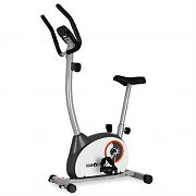 Klarfit MOBI Basic 10 Bicycle Ergometer with Integrated Heart Rate Monitor