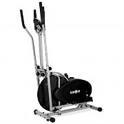 Klarfit ORBIFIT ADVANCED Cross Trainer with Integrated Heart Rate Monitor