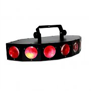 Ibiza Seven Head DMX LED DJ Disco Moonflower Stage Light