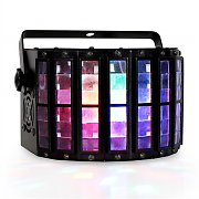 Ibiza LED Butterfly Light DJ PA Effects RGBW 8-Channel DMX