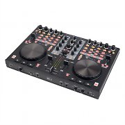 Stanton DJC.4 Digital DJ Controller with4-Channel Sound Card