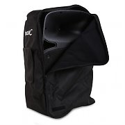"Citronic CT15 15"" Speaker Bag PA Carry Case Mobile DJ Equipment"
