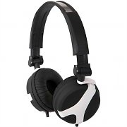 QTX Sound QX40 Headphones Black / White