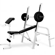 Klarfit FIT-KS03 Home Workout Multi-Gym Weight Bench