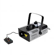 Ibiza LSM1200PRO DMX Fog Machine 1200W with Remote Control