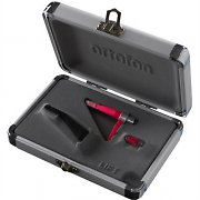 Ortofon Concorde Scratch Twin Pack Cartridge and Stylus Set with Case