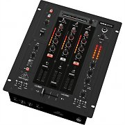 Behringer NOX303 3 Channel DJ Mixer with Effects Section