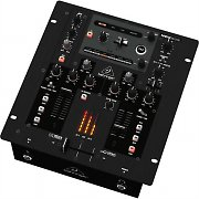 Behringer NOX202 2 Channel DJ Mixer with Effects Section
