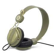WeSC Oboe HiFi DJ Headphones - Ivy Green