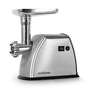 Klarstein Erik Sausage Meat Mincer and Pasta Maker 500W Silver